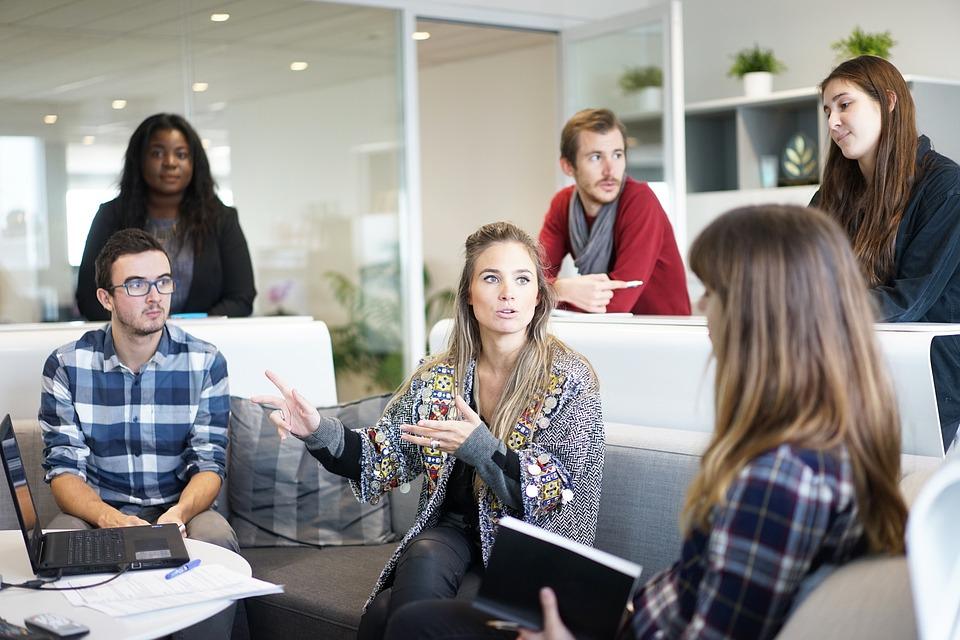 Coaching de liderança, produtividade e comunicação em grupo