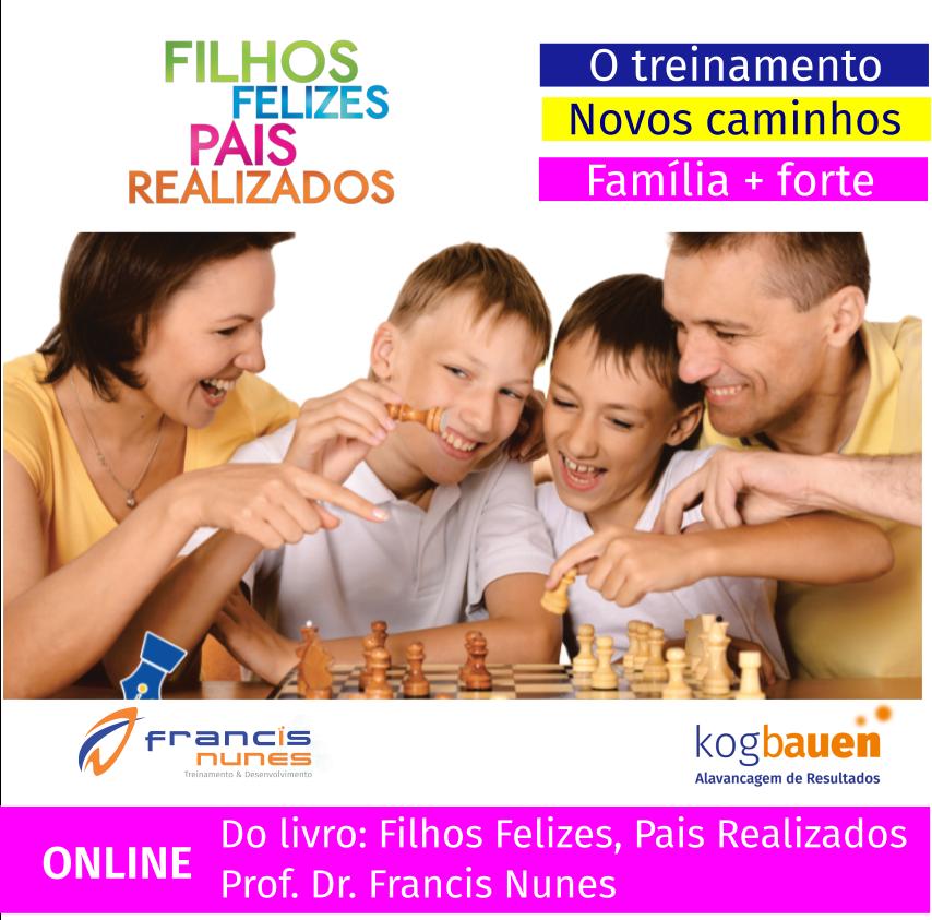 Formação em coaching de educação com Francis Nunes